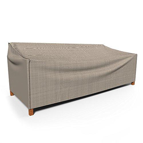 Budge English Garden Outdoor Patio Sofa Cover Extra Extra Tan Tweed