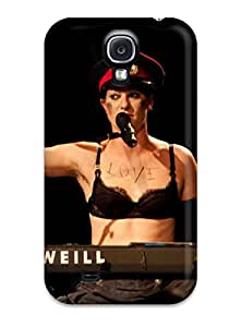 ZippyDoritEduard Case Cover For Galaxy S4 - Retailer Packaging The Dresden Dolls Protective Case