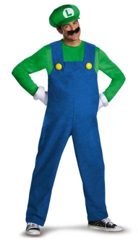 Disguise Super Mario Deluxe Costume