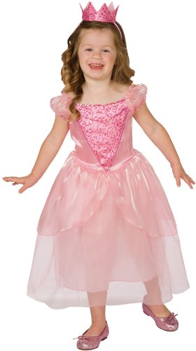 This Guy Costumes Baby Girls' Fairytale Princess, Pink, 12-24 -