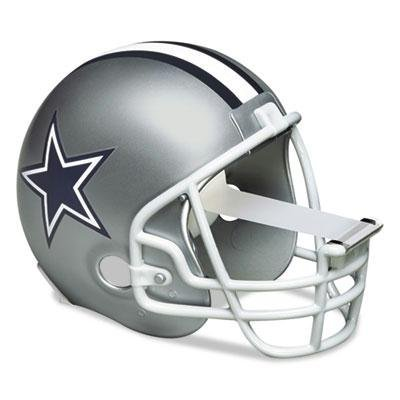 Scotch Magic Tape Dispenser, Dallas Cowboys Football Helmet with 1 Roll of 3/4 x 350 Inches tape
