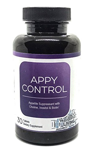 Appy Control Hunger Block – Natural Appetite Suppressant for Weight Loss Aid