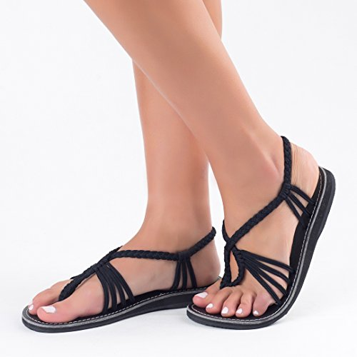 71d8b42203f7 Jual Plaka Flat Summer Sandals for Women Seashell - Flats