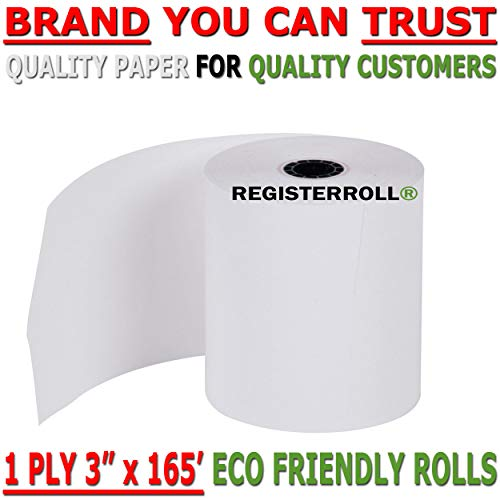 ✅ 1-Ply Kitchen Printer Paper Bond 3
