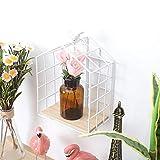 DHmart Creative Living Room Racks Pastoral Style