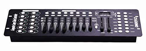 Dmx Console,192CH Dmx512 Console, Controller Panel Use For Editing Program Of Stage Lighting Runing