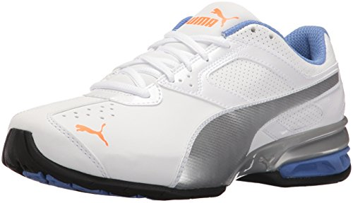 new styles 1199d 10d63 Galleon - PUMA Women s Tazon 6 WN s Fm Cross-Trainer Shoe, White  Silver Shocking Orange, 7.5 M US