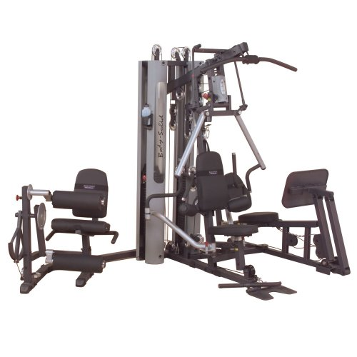 Body Solid G10B LP Bi Angular Gym with Leg Press Attachment
