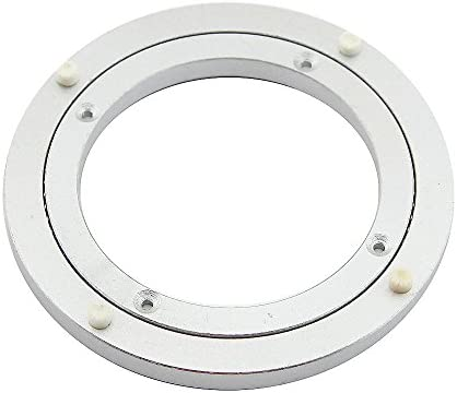 Rodamientos de aluminio para base giratoria de la mesa del comedor ...