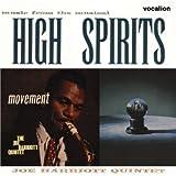 The Joe Harriott Quintet - Movement & High Spirits