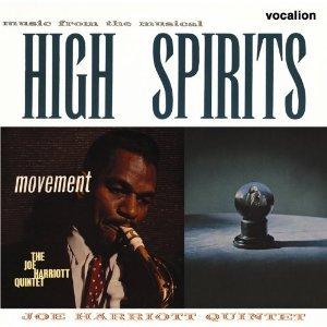 The Joe Harriott Quintet - Drift & High Spirits