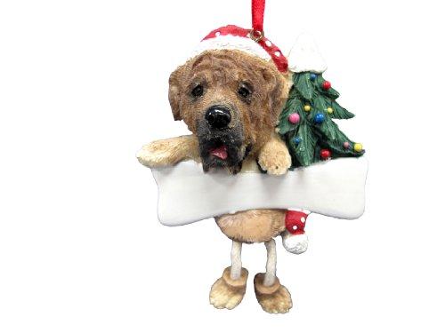 Mastiff Ornaments - Mastiff Ornament with Unique