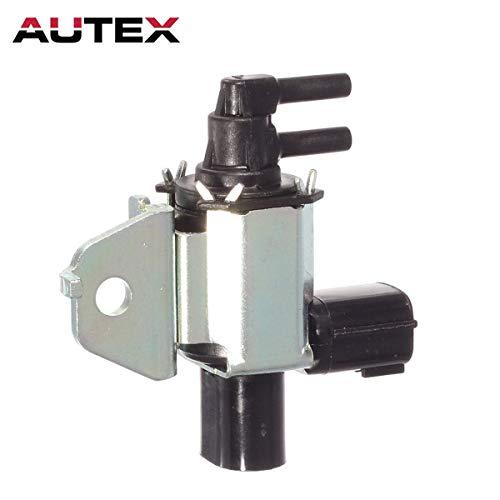 AUTEX 1pc VIAS Control Solenoid Valve 14955-8J10A 149558J10A P1800 Compatible with Nissan Altima 2002-2015,Maxima 2001-2014,Frontier,Pathfinder,Xterra 2005-2015 ()