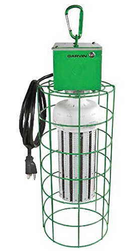 100 Watt Led Temporary Job Site Light With A Steel Cage & 6 Ft Power Cord-1 per case