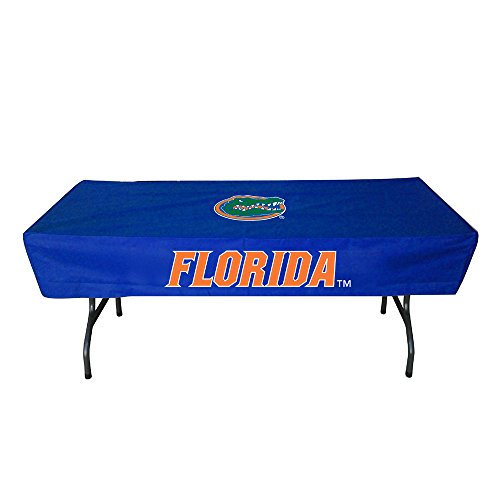 - Rivalry Distributing RIV-RV191-4600 Florida Gators NCAA Ultimate 6 Foot Table Cover