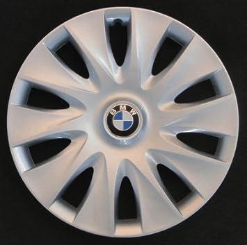 Original BMW Cubierta de rueda, Tapacubos para 1er F20/F21, 16 Pulgadas: Amazon.es: Coche y moto