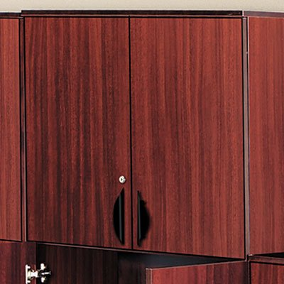 Valencia Series Cabinet Door Kit For All Bookcases, 31 1/4'' Wide, Medium Cherry, Sold as 1 Set