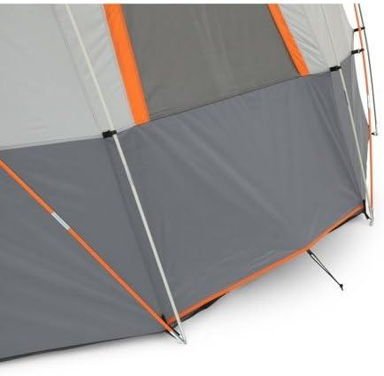 Sleeps 12 Outdoor Camping Hiking Sleep New Ozark Trail 16/' X 16/' Sphere Tent