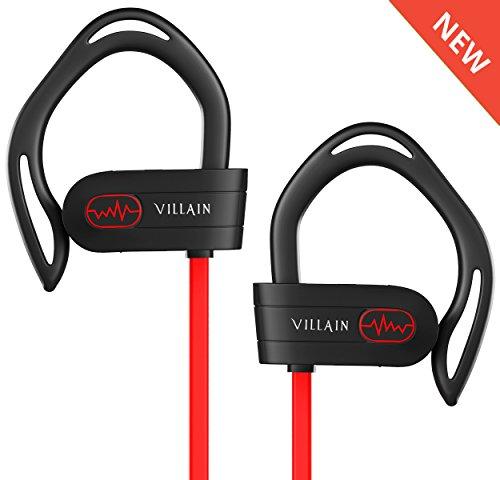 Bluetooth Headphones, Villain