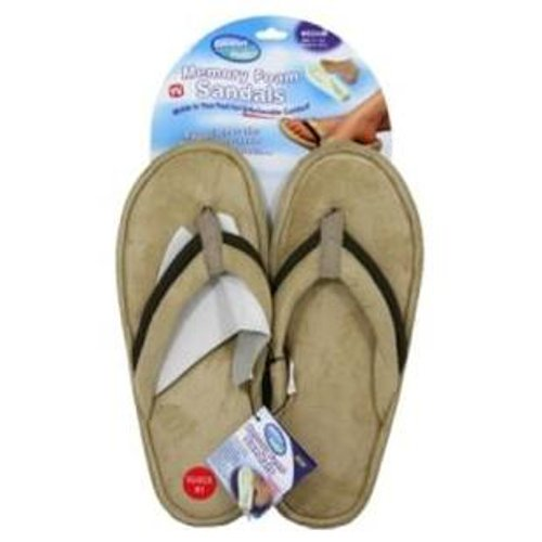 As Seen On Tv Comfort Pedic Memory Foam Sandalias