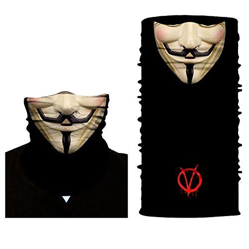 Foulard multifonction Bandeau - Vendetta