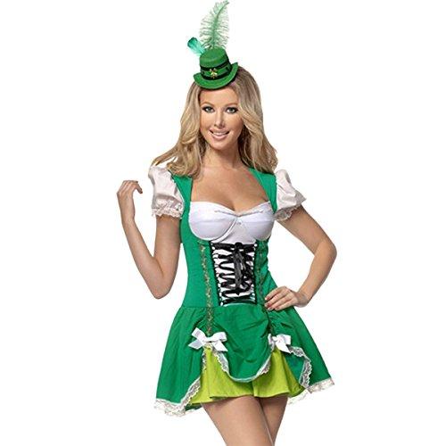Quese (Womens Fraulein Oktoberfest Costumes)