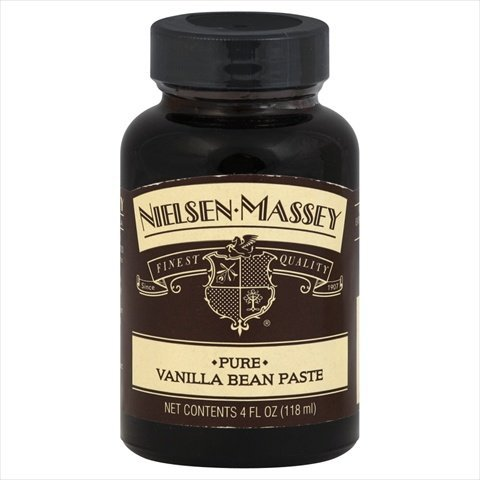 NIELSEN MASSEY PASTE VANILLA PURE BLND, 4 OZ