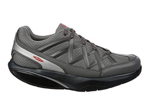 - MBT USA Inc Women's Sport 3 Dark Gull Grey Fitness Walking Sneakers 400335-133 Size 4-4.5
