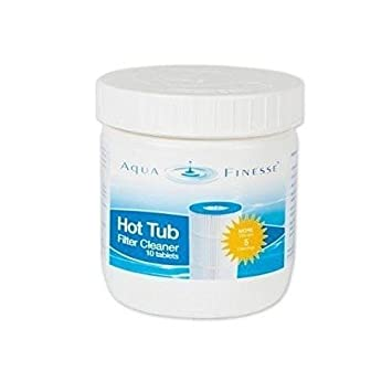 AquaFinesse Filter Cleaner - 10 Tablets ,product_by: pacificfantastic_28191933737752