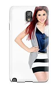 New Style Ariana Grande Premium Tpu Cover Case For Galaxy Note 3
