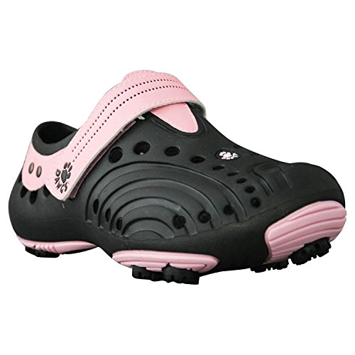 DAWGS Girls Spirit Lightweight Golf Shoes