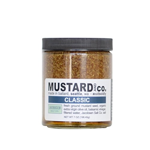 MUSTARD AND CO Classic Mustard, 4 OZ