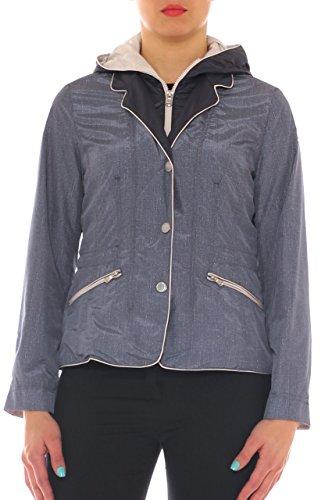Abrigo Blu Izposoja Para Mujer Virginia Azul Oscuro ZRSzw055q