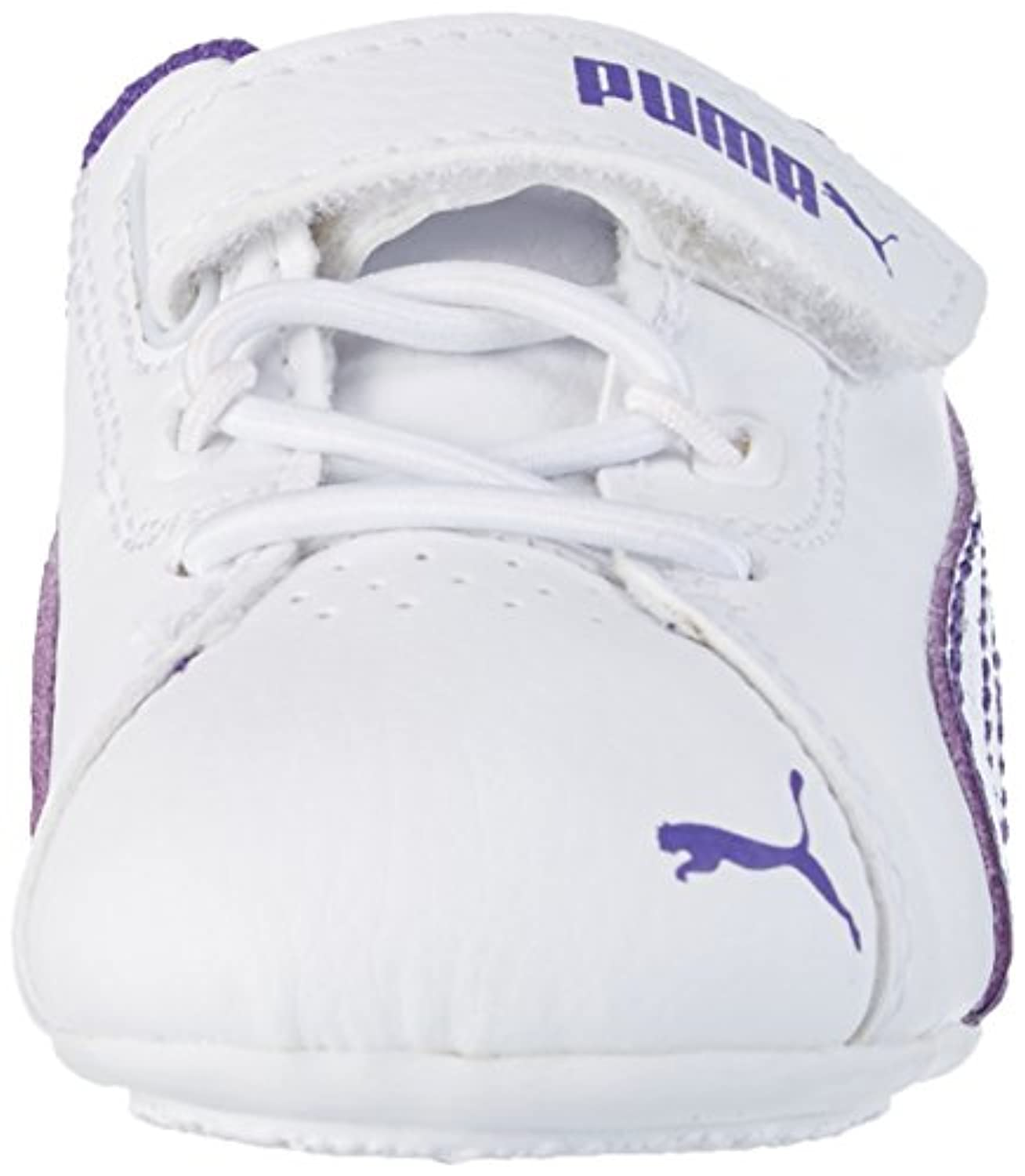 Puma Unisex Kids' Janine Dance 2 V Low-Top Sneakers White Size: 4.5 Child UK