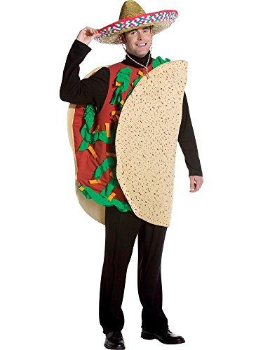 Rubie's Unisex Taco Adult Costume -