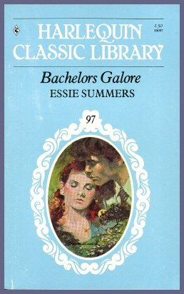 Bachelors Galore (Harlequin Classic Library, No. 97)