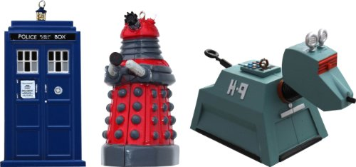 how to make doctor who christmas decorations