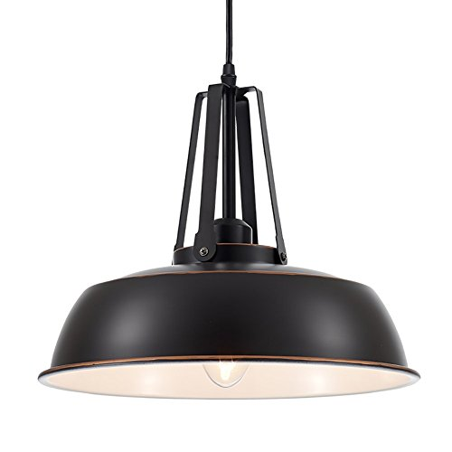 Black Nickel Pendant Lighting in Florida - 6
