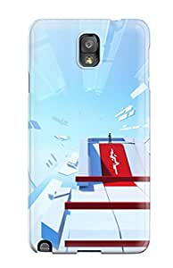 Kevin Charlie Albright's Shop 5484231K95430502 Perfect Tpu Case For Galaxy Note 3/ Anti-scratch Protector Case (mirrors Edge)