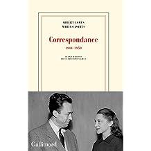 CORRESPONDANCE CAMUS CASARÈS 1944-1959