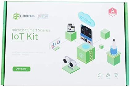 ElecFreaks Smart Science IoT Kit Without Micro:bit