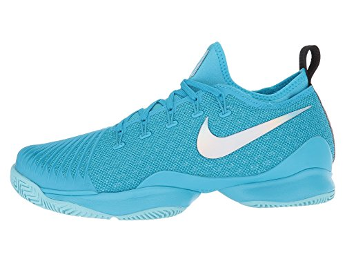 Tennis Metallic React Nike Turquoise Blue Lt Womens Air Neo Shoes Ultra Zoom Silver Fury xvXTRv