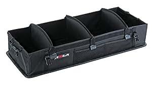 ROLA 59001 M.O.V.E. Rigid-Base Trunk Organizer, Customizable Storage, Removable (Black)