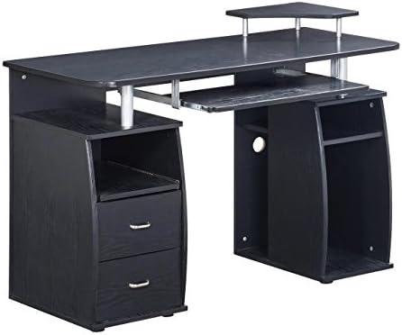 Techni Mobili Atua Wood Computer Desk - the best modern office desk for the money