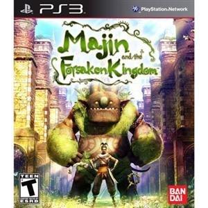 Amazon.com: NEW Majin & the Forsaken Kingdom (Videogame ...