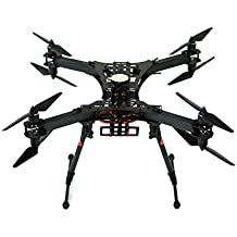xFold Rigs SPY-8URTF | Octocopter Drone Rig with 3 Axis Gimbal