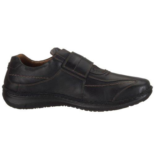 Sneaker Herren 43332 Schwarz Josef Alec Schwarz 91 600 Seibel RPSfYqxF