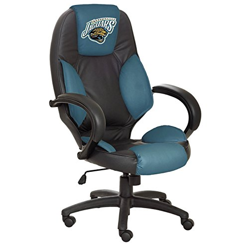 Jacksonville Jaguars Executive Chair by Wild Sports