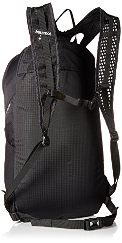 Marmot Hiking Kompressor Backpack Meteor Black wpwrHBq