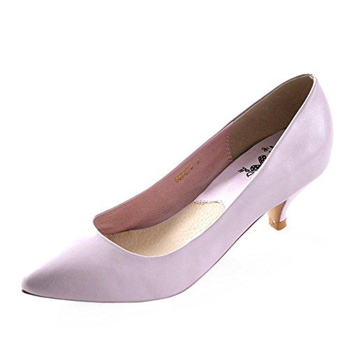 nbsp;Coupe Chaussures Peu Profonde Chaussures Chaussures avec Mode de K Pointues Automne nbsp; WLJSLLZYQ afZx40